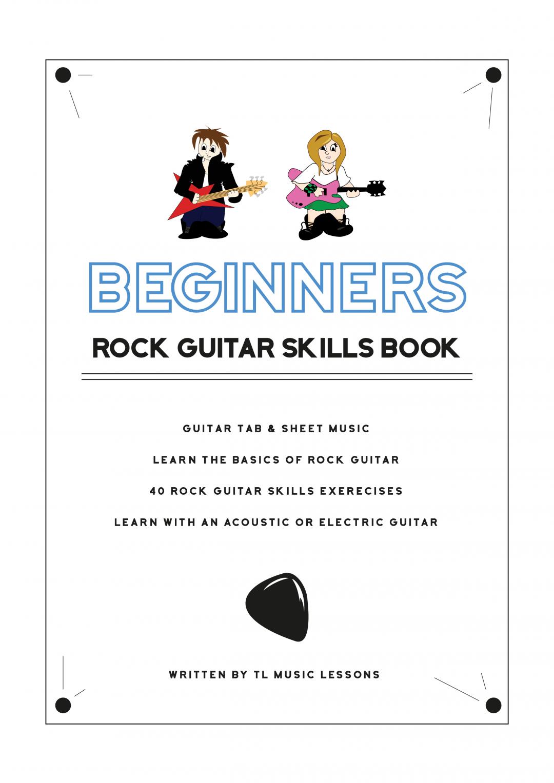 Beginners Rock Guitar Skills Book